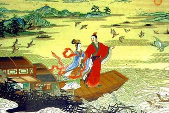 两千年前中国首富,国君要把一半国家分给他,他却带着西施私奔了