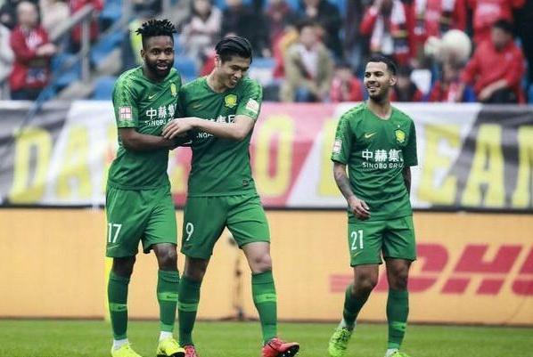 国安大胜赛后评分:张玉宁进世界波得分第2,他得满分全场最佳