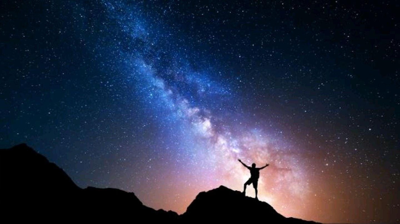 愿你被星空温柔以待