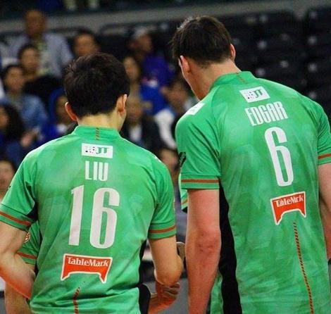 刘力宾外籍队友宣布回归国家队 中国男排奥运落选赛真的困难了