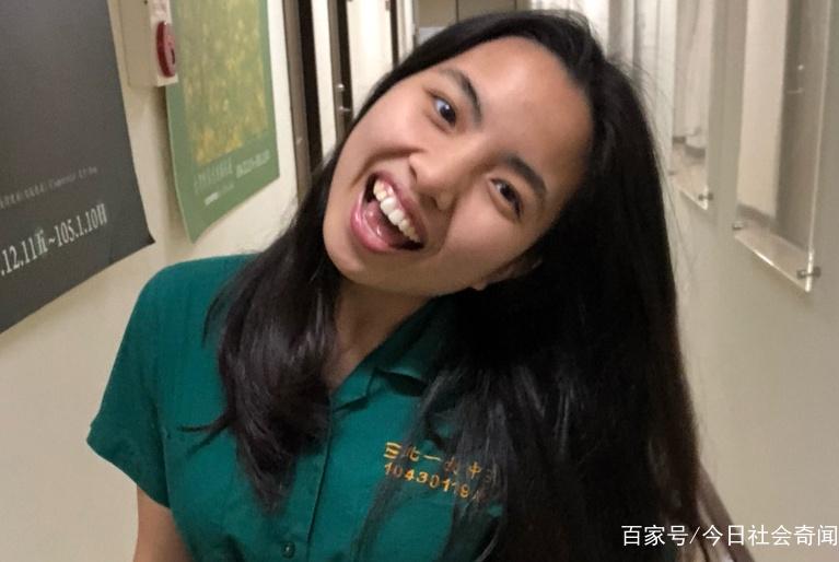 台湾女子高中女学霸的笔记,卖了一百多万元,本人真容曝光!