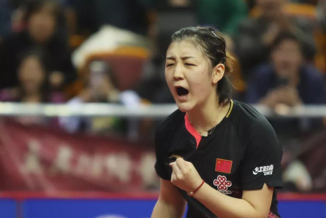 两场大逆转,三场决胜局!陈梦六连胜领跑女乒!