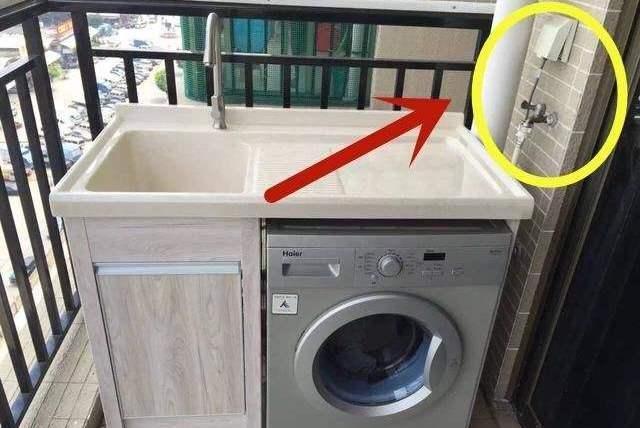 洗衣机的正确摆放位置,你真的知道吗?懂得这些能省不少维修费!