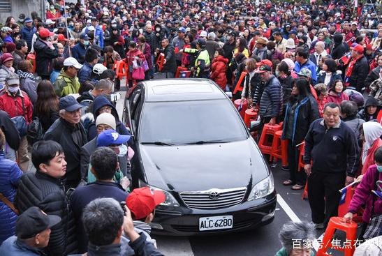 韩流北上席卷新北市,韩国瑜选举期间爆棚人气燃烧到新北