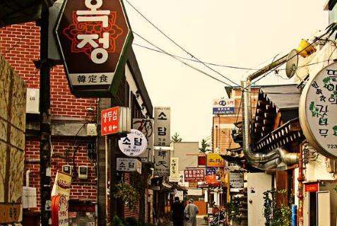 韩国很多地方地名与我们中国相同,其中湖北地名最多,是啥情况?