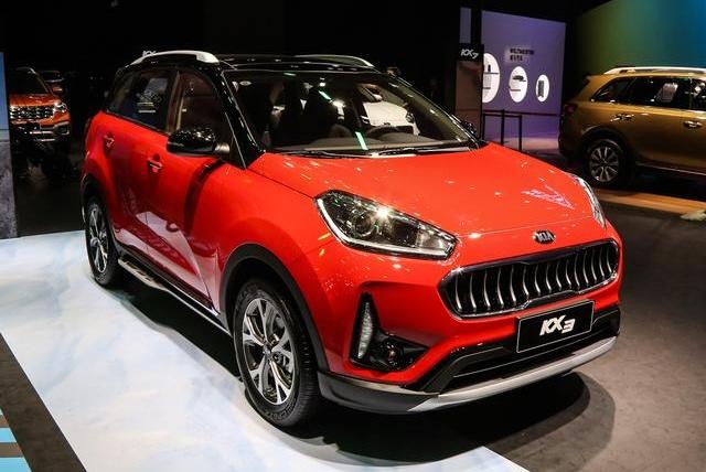 """韩系也爆发!全新小型""""SUV""""亮相,1.6L配4个排气筒,仅10万起售"""