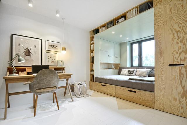 成都15平米卧室装修效果图 为小女孩创造出的舒适和时尚的环境