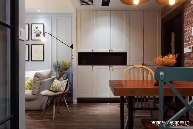 厉害!81平挤出三室两厅,全屋装修太漂亮了!卫生间三分离更实用