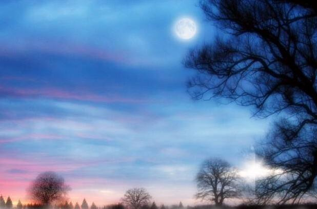 品读《闻王昌龄左迁龙标遥有此寄》,月亮自古就是情感回收站