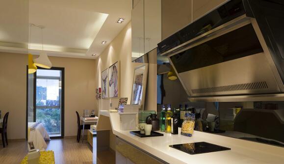 30平公寓装修样板间,小空间也可以有大精彩