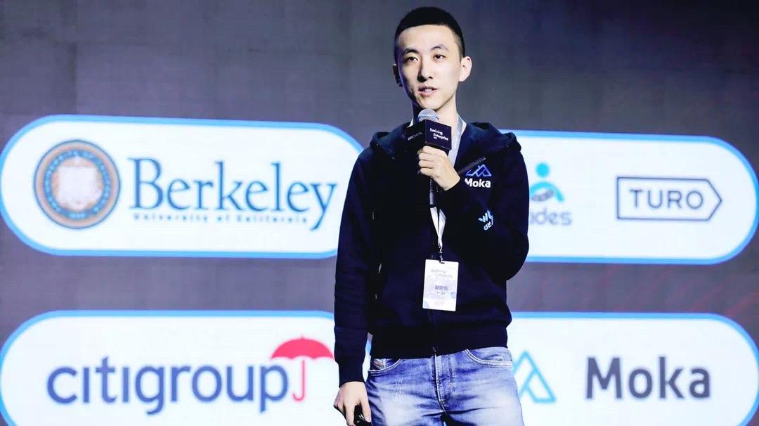 Moka创始人赵欧伦:中国是一个年轻的市场