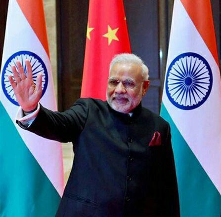 """印媒:中国不容""""忽视"""",崛起的印度或助亚洲回到一状态"""