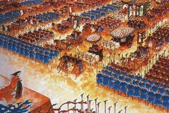 中国历史上最震撼的两场大阅兵,一次轰动亚洲,一次惊艳了全世界