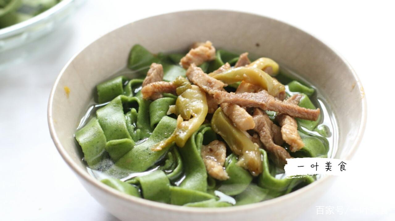 5分钟牛蛙,花样肉丝面,火锅简单又面食!做法美味福鼎榨菜早餐图片