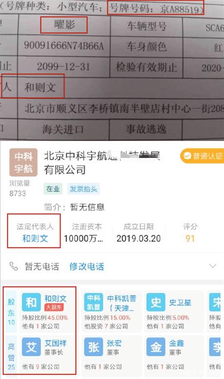 北京劳斯莱斯女司机背后身份曝光 京A88号牌神秘主人 ar娱乐_打造AR产业周边娱乐信息项目 第3张