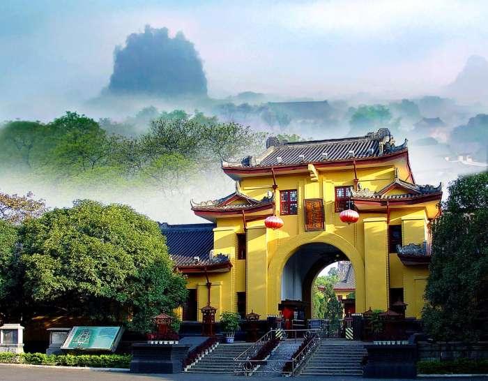 去桂林旅游:八个不可不去的景点