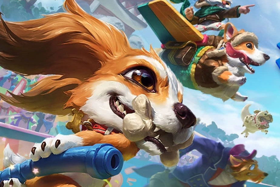 LOL为了迎接猫狗大战新皮肤,全英雄免费,还有双倍经验!