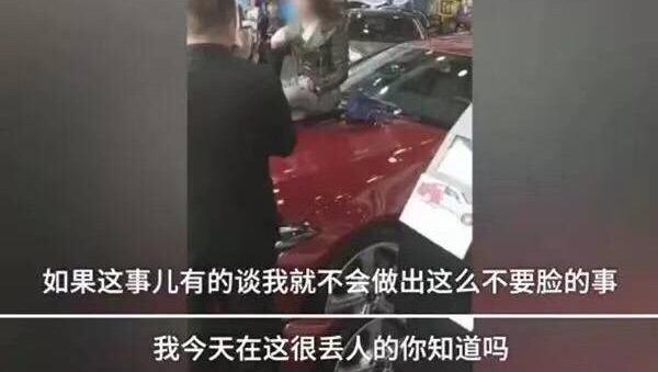 官方至今仍未表态,西安一公里就漏油的车,会对奔驰产生多大影响