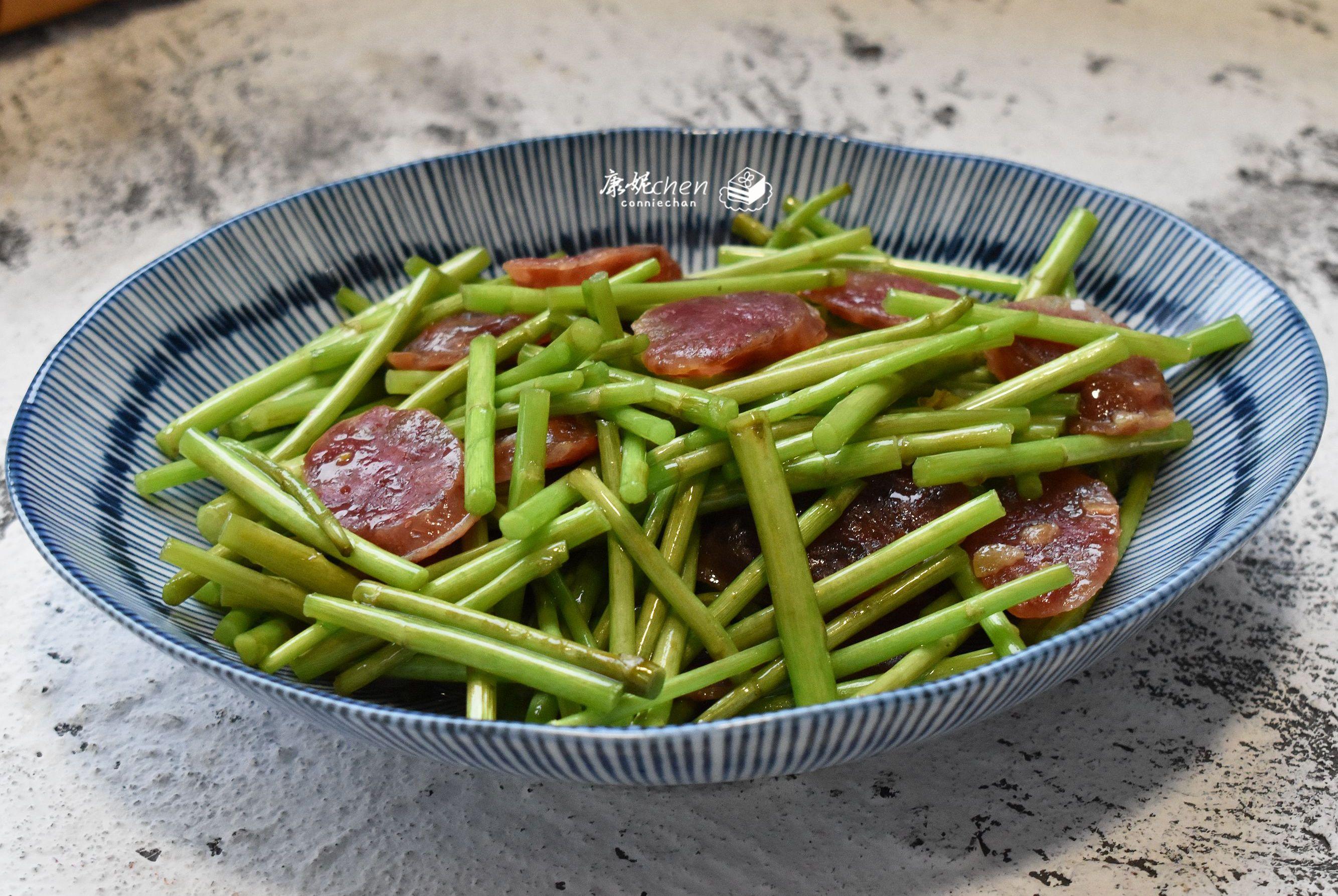 这野菜春季吃清香细嫩,是菜也是药,健脾胃促消化,炒一盘吃光光