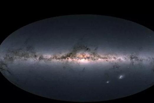 太空中看不到星星,这是真的还是假的?