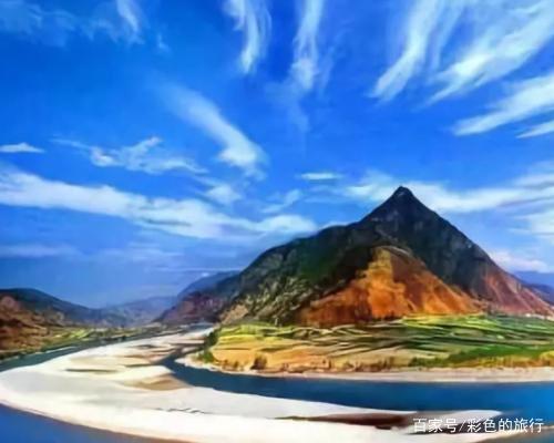 香格里拉的风景有很多,光看这图就知道这里的景色很美