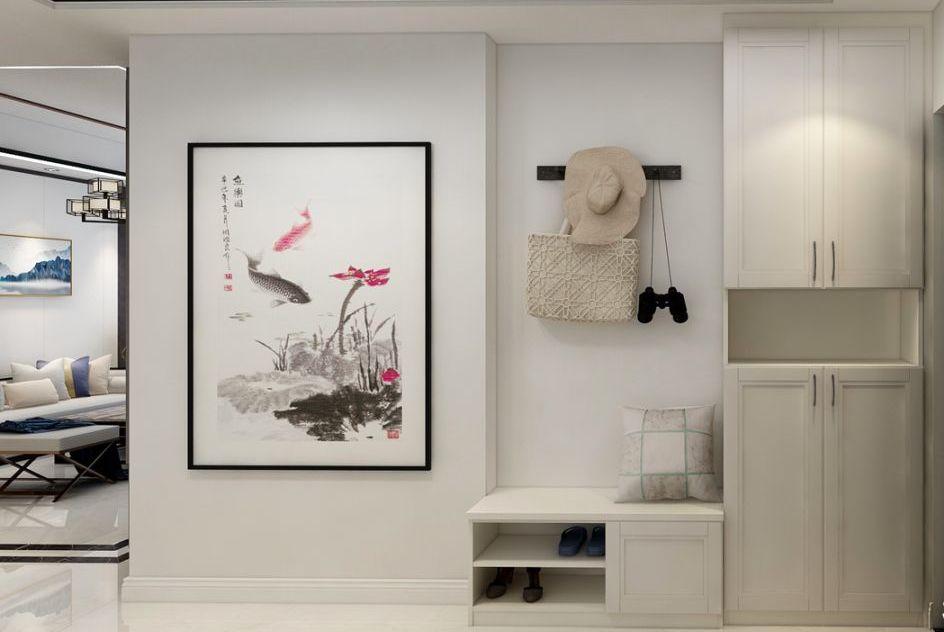 小夫妻82.5㎡两居室,用轻奢风格打造他们个性品质时尚的小家