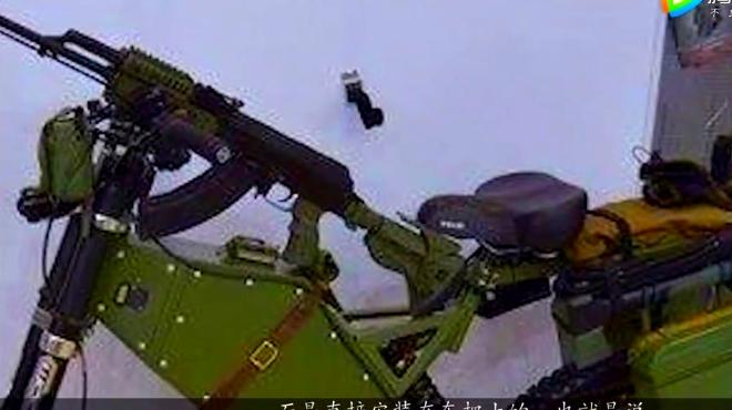 佩服!俄国厉害了!竟将两亿中国人用的交通公具做成了可怕武器