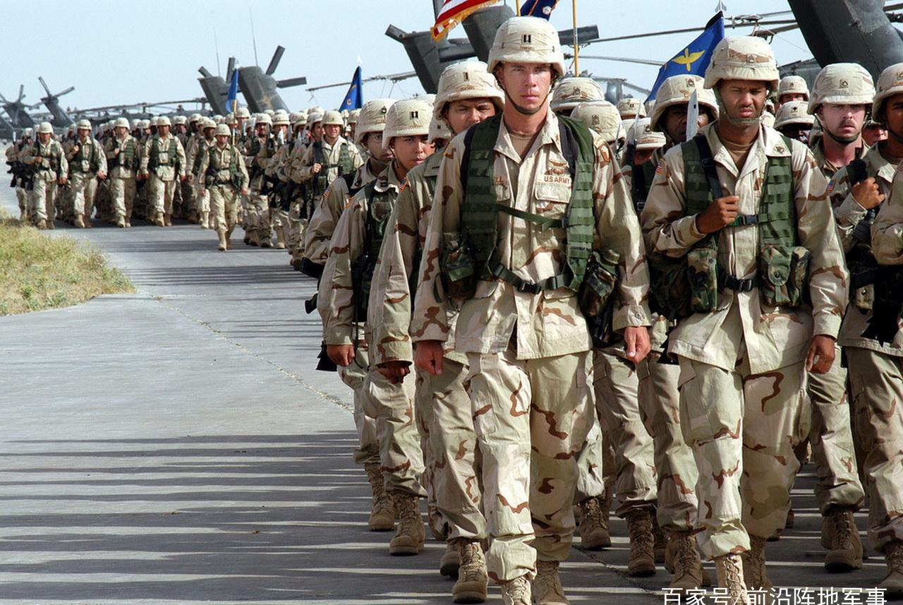 美国动真格的了,王牌部队驻扎乌克兰,俄军面临严峻考验