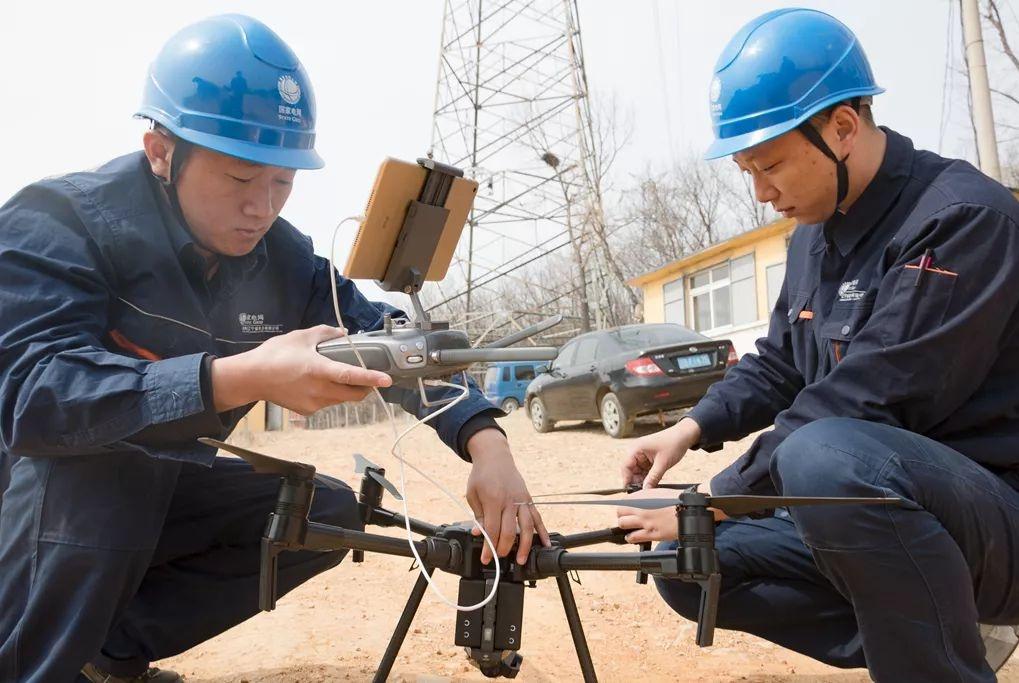 清明节前夕,国网大连供电公司首次开展无人机防山火特殊巡视