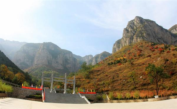 细数非常优美的旅游景点,南宁青秀山,邯郸太行五指山