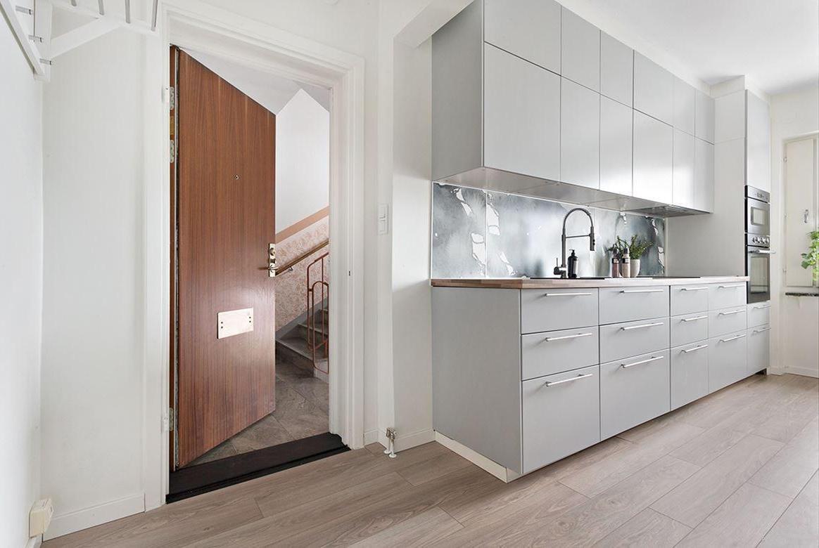 晒我78平大小两套小户型,卫生间不铺地砖,厨房仅50公分宽!奇葩