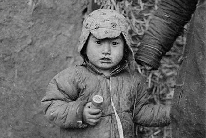 五岁抗日小英雄:我是中国人,我不吃日本饭