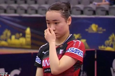 3战全败连输10局,伊藤美诚惨遭国乒3线碾压,骄傲的拳头不见了