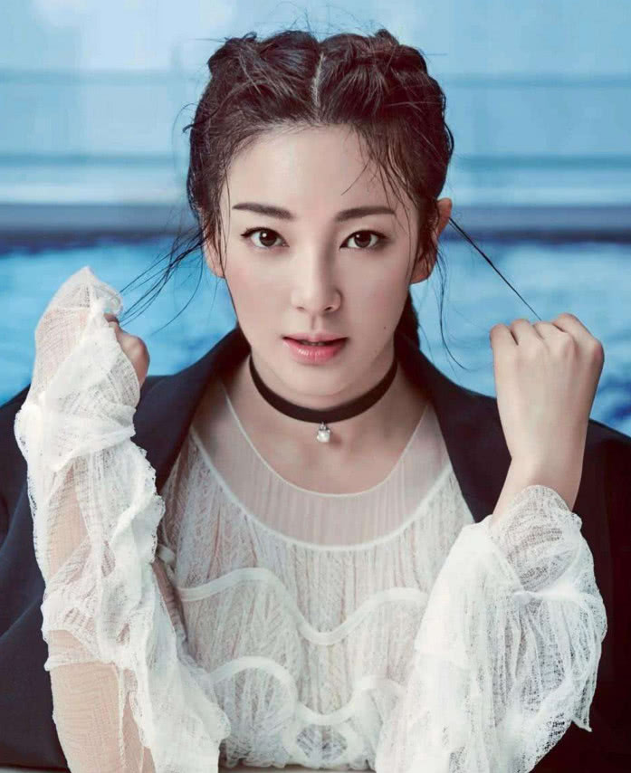 上海模特刘泽萍