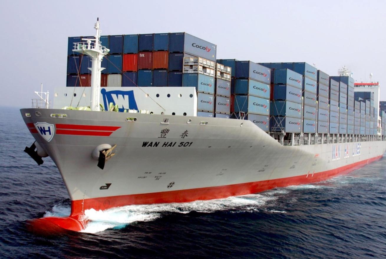订单接到手软?中国货轮装满棺材到日本,日本网友:这也要进口!