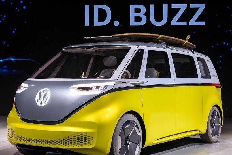 大众发力新能源市场,3款热销车型的电动版将在年内上市!
