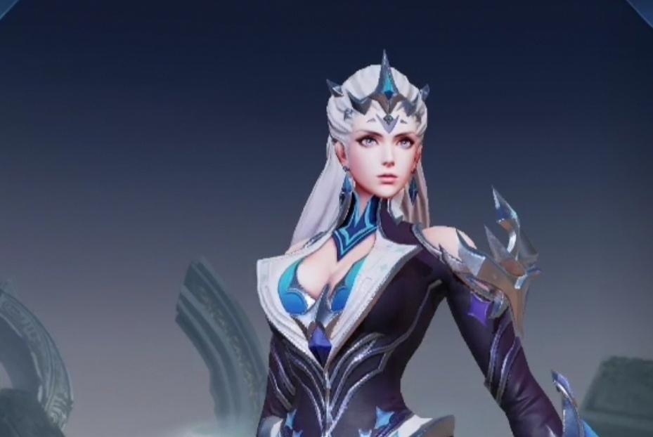 王者荣耀:细看4位女英雄的特写,不知火舞出场时男玩家们看呆了