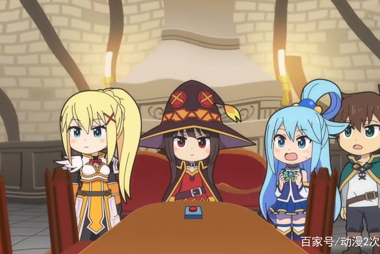 异世界四重奏开播:阿库娅遇骨王,四位穿越大佬同台!