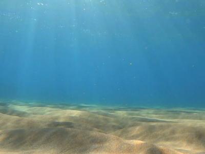 世界上最清澈的海洋,你知道是哪一个海洋吗?