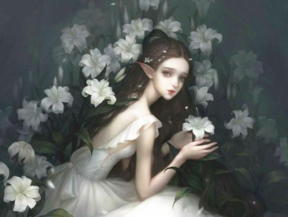 她才貌双全,是反派男神心中的白月光,朱砂痣的4本快穿
