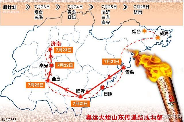 山东省旅游指南(上)