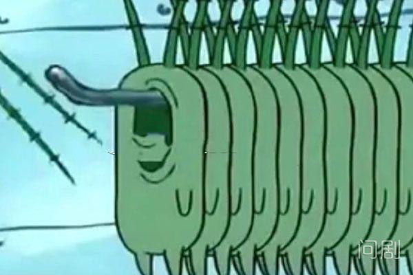 《海绵宝宝》冷知识:蟹老板餐厅是捕蟹笼,痞老板穿衣服,小蜗有脚
