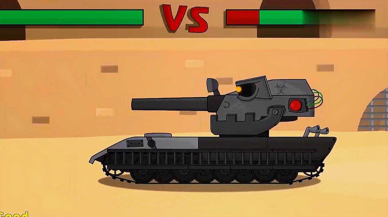 坦克世界:kv44对战蝙蝠侠巨鼠,蝙蝠侠这次能赢吗?图片
