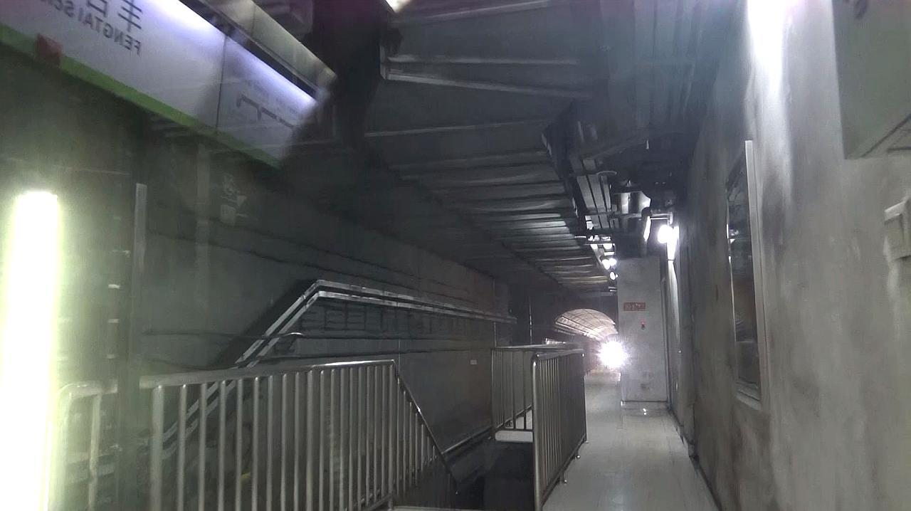 北京地铁房山线,9号线房山线铁道唱歌
