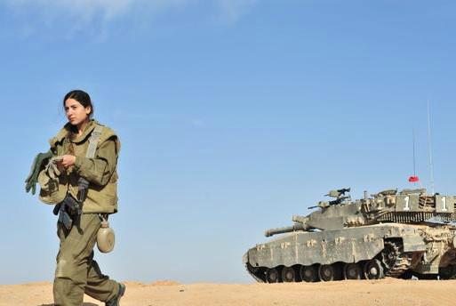 以军坦克报复性打击,三炮炸飞三个哨所,东方武器登场后局势逆转