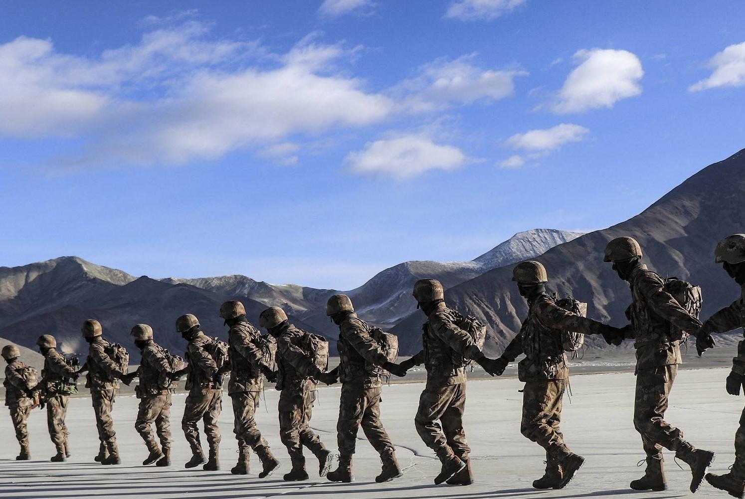 我国最危险的边防区!特种兵必须全副武装,7条军犬已经牺牲