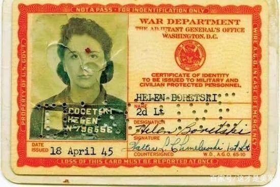 美军的军官证和PLA的军官证有啥不一样?不比不知道一比吓一跳