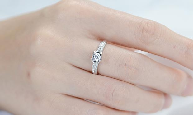 男女各个手指戒指的戴法和意义 看看左右手意义有什么不同