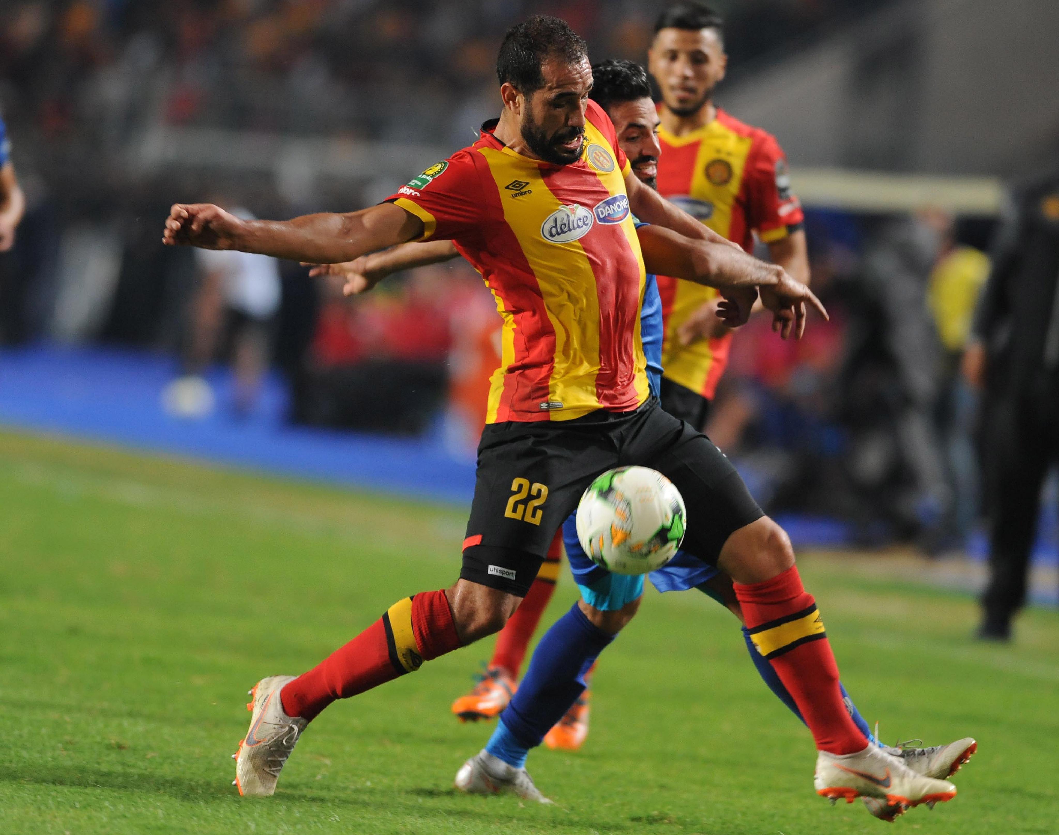 足球--非洲冠军联赛:突尼斯希望队夺冠