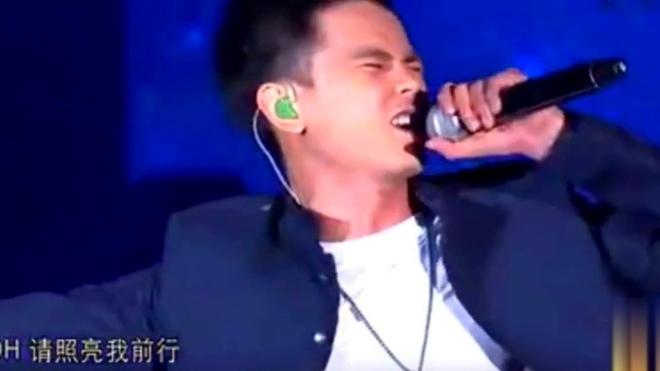 香港演唱会,张恒远《夜空中最亮的星》